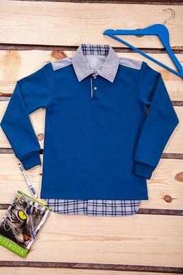 Рубашка-Поло на рост 158-170см.