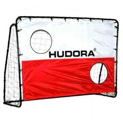 Игоровой набор детские ворота для фубола Hudora 213x152 см