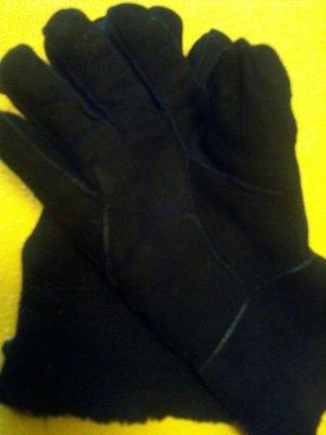 Перчатки натуральный замш цыгейка