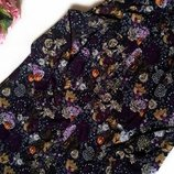 С любовью к цветам удлиненная блузка boohoo