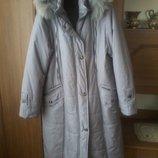 Пальто зима 52розм
