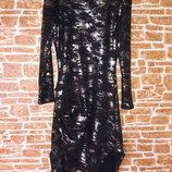 Брендовое платье DV р.38