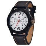 Часы мужские наручные XI New Tiger black-white