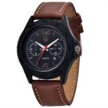 Часы мужские наручные XI New Tiger brown-black