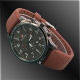 Часы мужские Swiss Army STORM brown коричневый