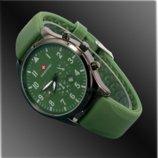 Часы мужские Swiss Army STORM green зеленый