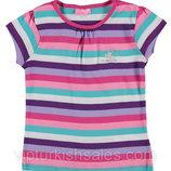 в разноцветные полоски футболка для девочки LC Waikiki / Лс Вайкики