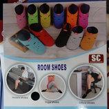 Домашние тапочки Room Shoes SC разные цвета