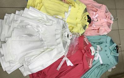 В наличии нарядные платья на девочек 4,6 лет. Италия