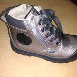 Демисезонные ботинки 27,28,30 р Jong Golf на девочку, осенние, весенние, осінь, Джонг Голф, ботінки