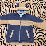 Курточка, куртка демисезонная на флисе. Рост 104.