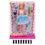 Кукла с набором для творчества и аксессуарами Каibibi BLD169-1