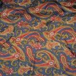 Мужской шелковый шарф,аксессуар.Швейцария