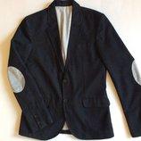 Мужской пиджак ZARA оригинал размер L 40