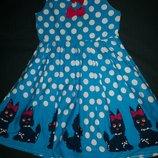 Отличное платье Emily 8л
