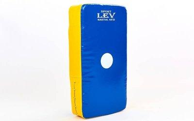 Макивара прямая Lev 4284 размер 25x45x9см, PVC