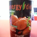 Коктейль Energy Diet со вкусом клубники, 450 г 15 порций нл nl