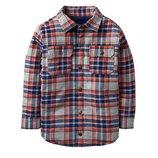 Ветровка рубашка стеганная для мальчика 12-14 лет Crazy