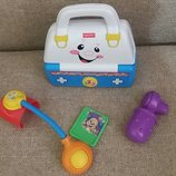 Набор доктора fisher price