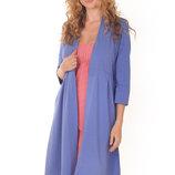 Набор халат ночнушка для беременных и кормящих мам. Комплект для вагітних