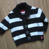 Кардиган, джемпер, кофта, свитер, свитерок Jeanbourget на малыша 3 мес