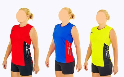 Форма волейбольная женская 6503, 3 цвета размер S-3XL