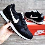 Кроссовки Nike black/white