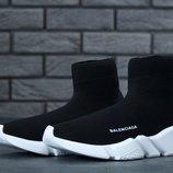 Кроссовки баленсиага Balenciaga Speed Runner Sock.