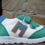Кожаные кроссовки Minimen для вашего малыша