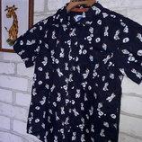 Много одежды Крутая рубашка Rebel Disney 7-8 л 128см Новая Olaf