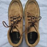 Docksteps 41,5 замшевые ботинки мужские