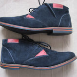 Varese 41,5 замшевые ботинки мужские