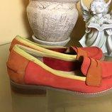 Мокасины туфли SAN MARINA размер 36
