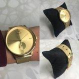 Наручные часы Calvin Klein, CK, Кельвин Кляйн Gold