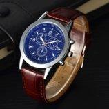 Часы наручные мужские Franko brown-black