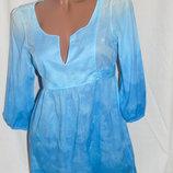 Шикарная блуза - туника - S - M