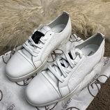 Туфли для мужчин Louis Vuitton Frontrow Damier White