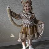 Прокат кошечка , котик , котенок , кицюня детские карнавальные костюмы Киев на утренник для девочки