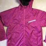 Демисезонная куртка ветровка Hummel размер L.