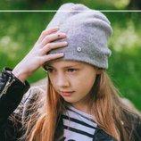 DemboHouse. Двостороння демі шапочка для дівчинки Анет