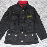 куртка деми 2-3года Барбур большой выбор одежды 1-16лет