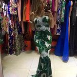 Платье Dolce & Gabbana шелковое