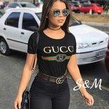 Женская футболкат Gucci