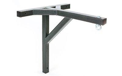 Крепление настенное для боксерского мешка с крюком 6242 металл, размер 51x55x54см