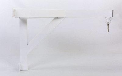 Крепление настенное для боксерского мешка с крюком 3894 металл, размер 63x45x40см