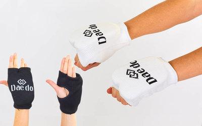 Накладки для карате перчатки для карате Daedo 5487 2 цвета, размер XS-XL