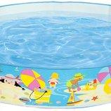 Бассейн каркасный детский 56451