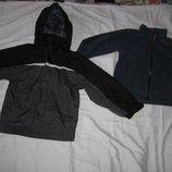 Куртка Trespass оригинал на 5-6 лет 110-116 рост. Зимняя Весна Осень. Новая .Куртка на утеплителе фл