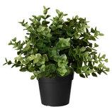 Искусственное растение в горшке, орегано, 22 см Fejka 103.751.59 от Икеа Удачный выбор IKEA