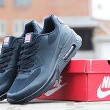 Кроссовки мужские Nike Air Max Hyperfuse dark blue